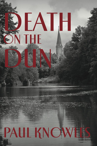 "Cover of ""Death on the Dun"""