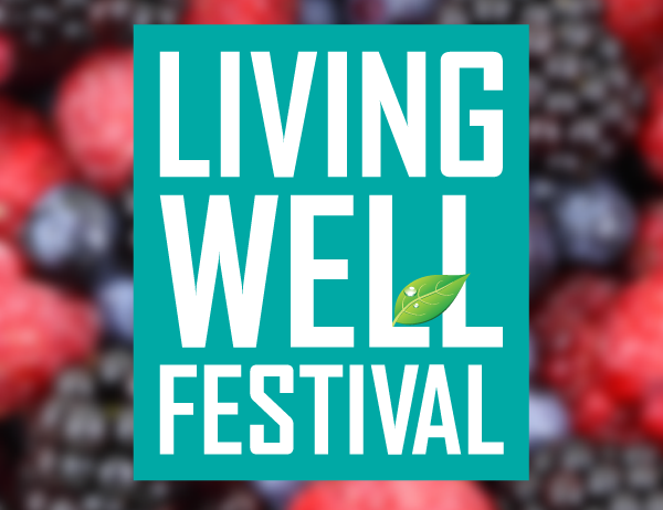 Living Well Festival logo for Healthy Wilmot